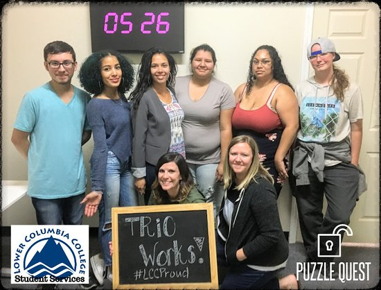 Kelso, WA: Lower Columbia College Team Building Lethal Epidemic Theme