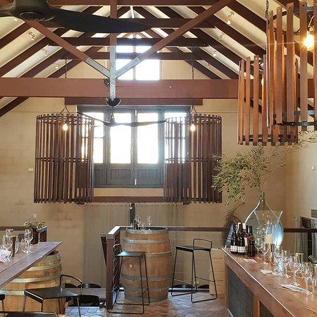The Cellar by Gilbert (Gilbert Family Wines): Inside
