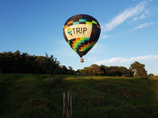 Trip Balonismo Aventura