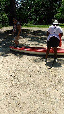 Crooked River Adventures: We had a wonderful time kayaking.  Everyone was very welcoming, it's worth the money and time.
