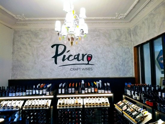 ‪Picaro Craft Wines‬