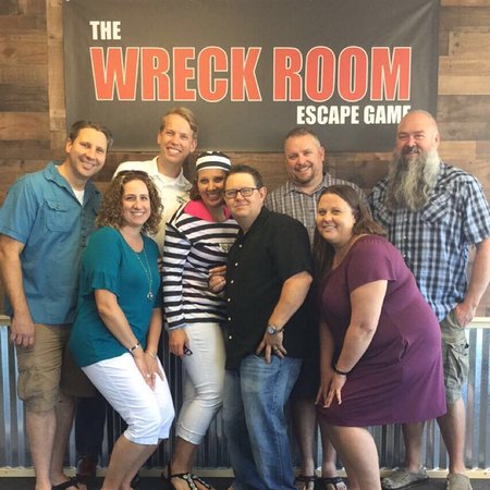 Wreck Room Escape Game Aurora 2019 All You Need To