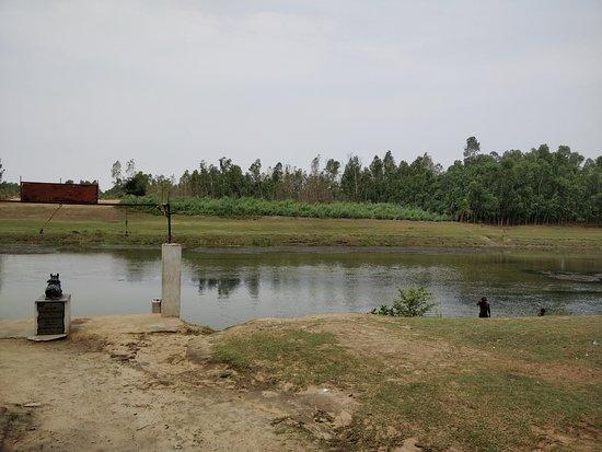 Sitapur, Ινδία: River Gomati