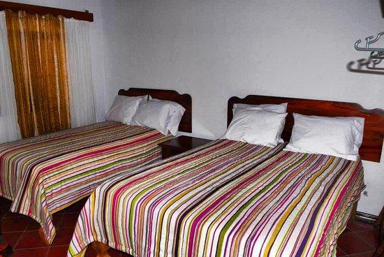 Danli, Honduras: Habitaciones doble del hotel.