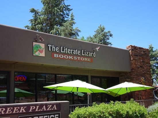 The Literate Lizard Bookstore