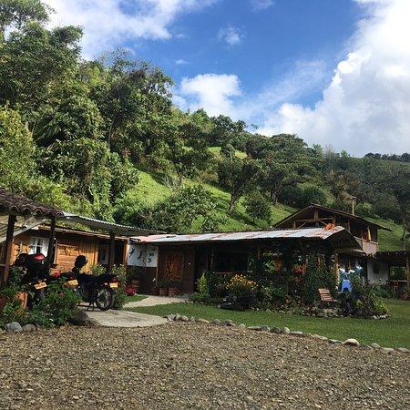 Good quiet accommodation near Cocora Valley