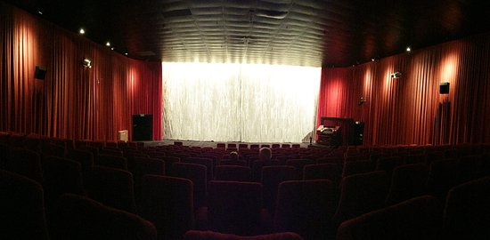 Brighton, Australia: Inside Cinema Hall