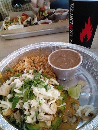 Wylie, TX: Grilled avocado