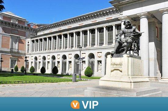 VIP de Viator: Acceso a primera hora al Museo del Prado con el Museo...