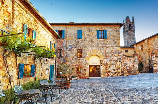 Chianti en kasteeltour vanuit Siena