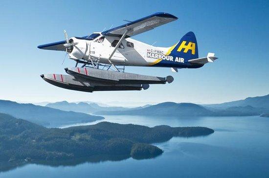 Sechelt Panorama Wasserflugzeug...