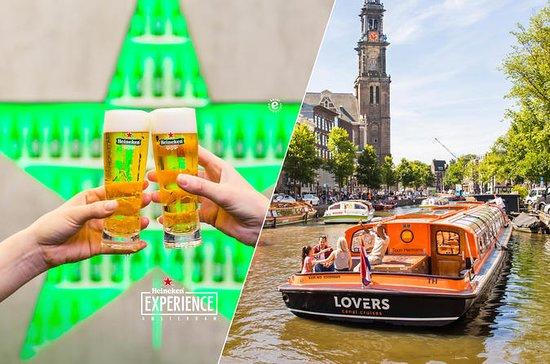 Combinación Ámsterdam: Heineken...