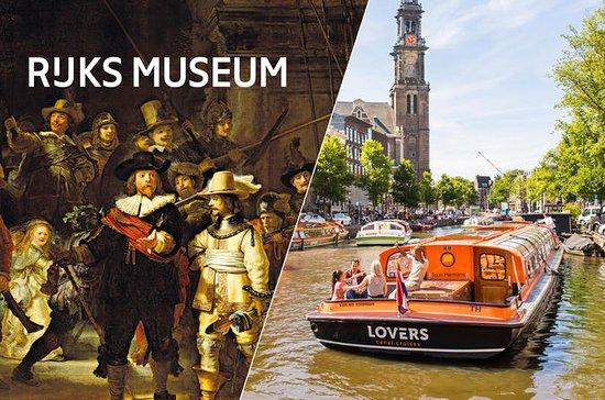 Rijksmuseum Amsterdam e 1 hora de...