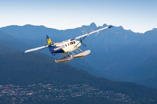 Watervliegtour met toegang tot het ...