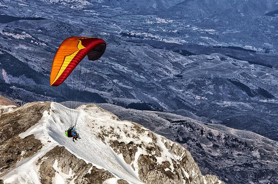 Tandem Paragliding Rome
