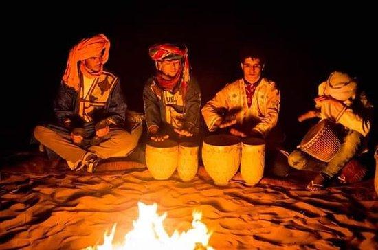 Merzouga Desert 3 dagar 2 nätter