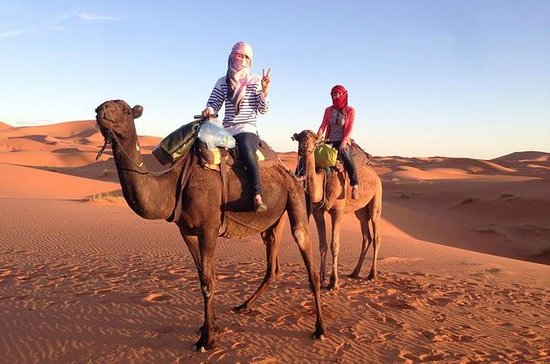 Fes To Marrakech 3 Days Desert Tour