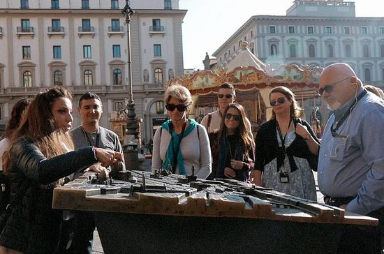 Walking Tour in Florence city