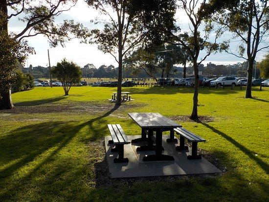 Frankston, Australia: Picnic seating