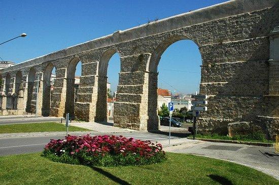 Os Arcos do Jardim - Avaliações de viajantes - Aqueduto de São ...