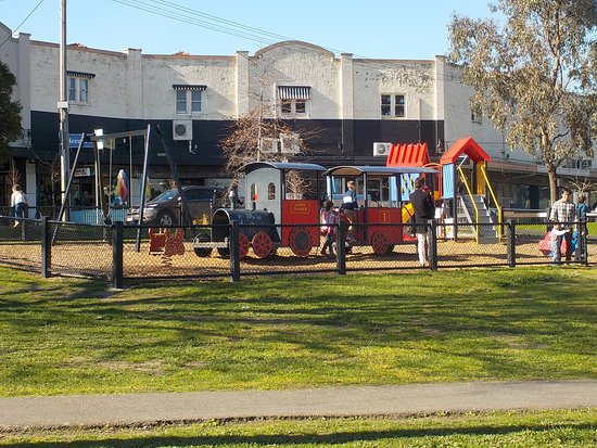 Hartwell Station Reserve Playground