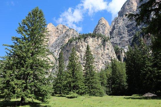 South Tyrol Dolomites照片