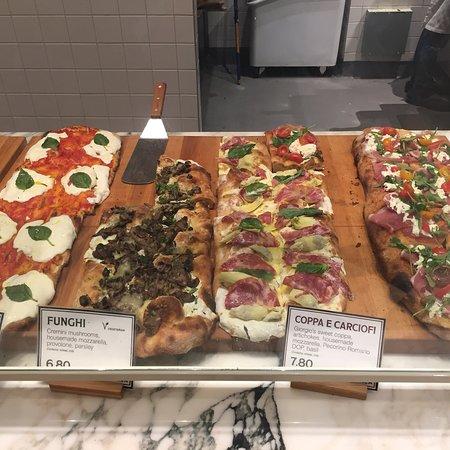 Eataly: Fresh pasta and pizza