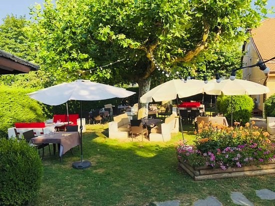 Plan Les Ouates, Suisse : Jardin