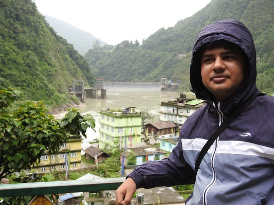East Sikkim, India: Teesta River