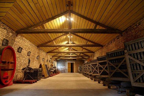 Rully, France: André Delorme, découverte du crémant de Bourgogne.