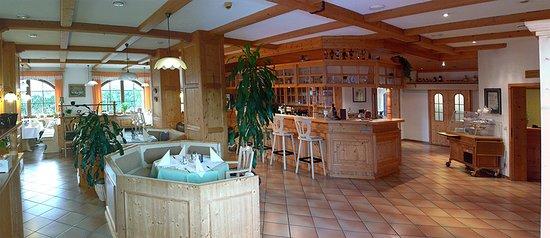 Augustusburg, Duitsland: Restaurant mit Bar