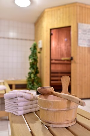Augustusburg, Duitsland: Sauna