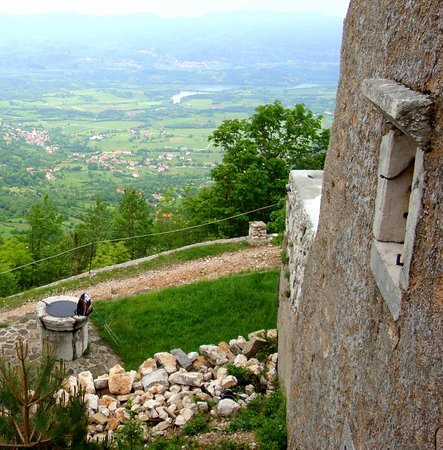 Sempas, Slovenien: Church of the Assumption above Vitovlje