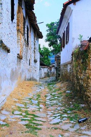 Сиринче, Турция: Unendlich viele Gassen