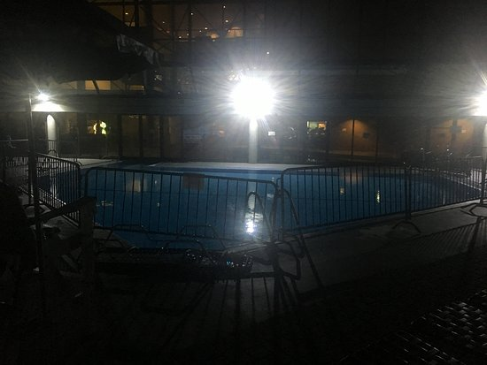 Rye Brook, NY: Out of order pool