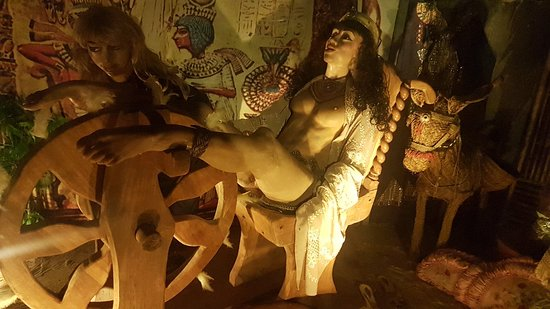 Medieaval Erotic Wax Museum