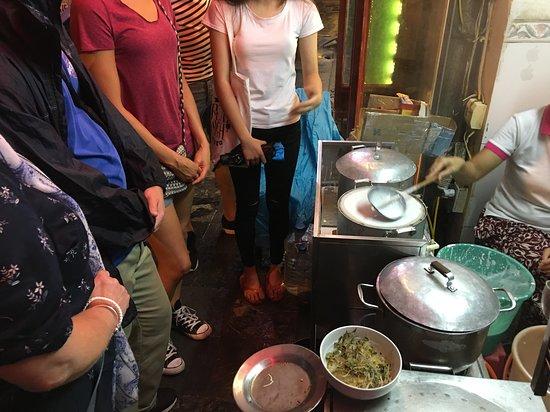 Hanoi Street Food Tour Photo
