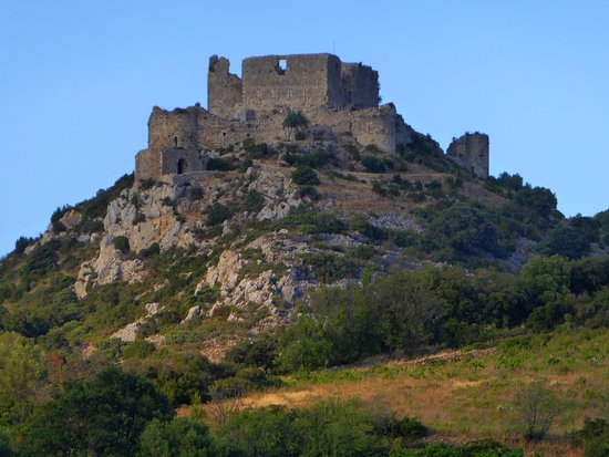 Tuchan, Frankreich: le château