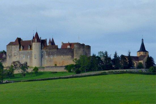 Chateauneuf, France: le château