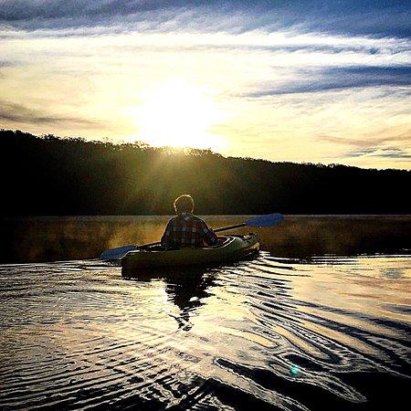 Glocester, RI: Bowdish Lake Camping Area