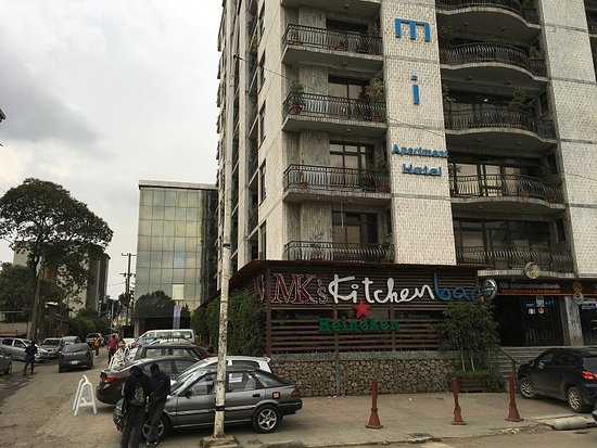 Facade - Picture of MK's, Addis Ababa