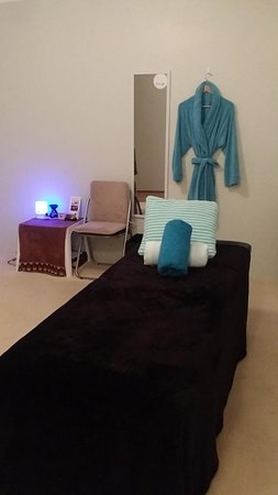 North Perth, Australien: cozy and comfortable treatment room
