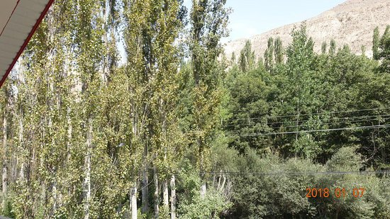 Amol, Ιράν: andvar (silk road)