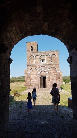 Tergu, Italia: acceso