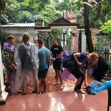 Ninh Hai, Βιετνάμ: Đông vui quá 😍😍😍