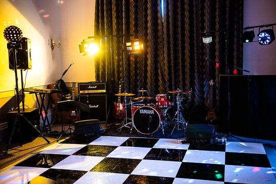 Brandon, UK: Great party room