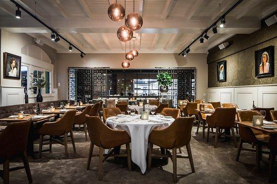 Bosch en Duin, Holandia: Dining room Bistro