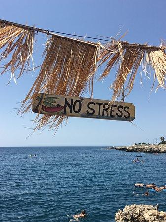 Santa Caterina, Italie : NO STRESS!