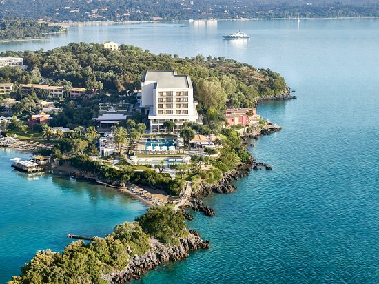 grecotel corfu imperial kommeno bay resort reviews photos