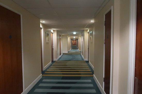 Redhill, UK: Hallways